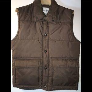 Men's vintage 70's vest